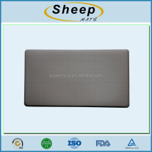 eco friendly fashion design anti-fatigue pvc floor mat with good quality