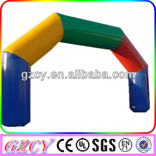 2014 Fashion Arch Door Inflatable Advertisings