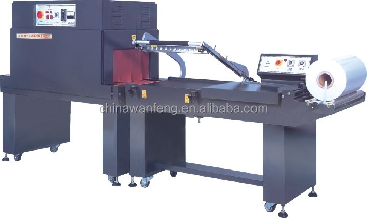 Semi automatic economic type L bar sealer machine