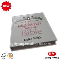 Customized High Quality Book Printing in Bible Printing Services