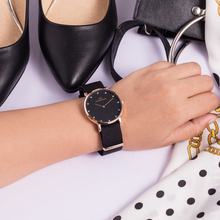 Top Quality hot fashion brand lady watch with long life