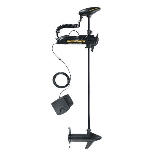 Minn Kota Powerdrive V2 Bow-Mount Trolling Motor With Foot Control, Autopilot And Universal Sonar 2 (55-Lb