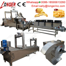 Factory Price Potato Finger Chips Making Machine Finger Chips Machine