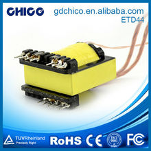 ETD44-01bobbin type winding convenient electrical transformer pictures