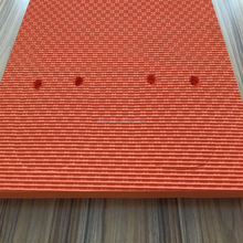 Orange EVA Foam Sheet for Shoe Sole Good Memory Durable EVA Flip Flop Cheap Quality of EVA Slipper