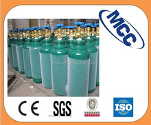 13.4L seamless steel argon gas cylinder from China
