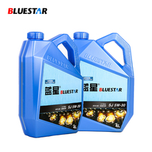 Automotive Best Lubrication Engine Synthetic Motor Oil Viscosity