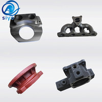 Custom die casting parts cast iron product and die cast grey iron housing