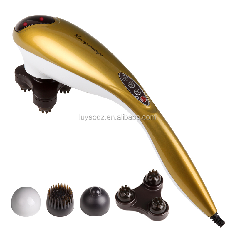 2014 electric vibration massage stick for full body LY-628