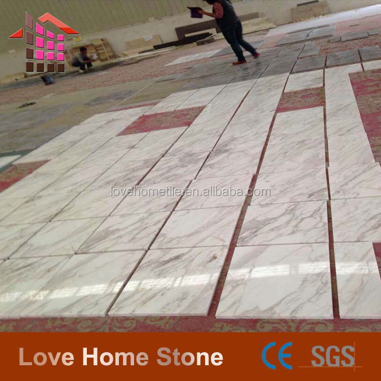 Factory Cheap Carrara Volakas White Marble with Competitive price