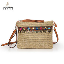 2015 Fashion Colorful fancy ladies purse clutch evening women bag