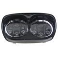 45W LED Round Double Motorcycle Led Headlight for H-arley