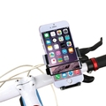 HAWEEL 360 Degree Rotation Universal Bike Mobile Phone Mount Holder for iPhone, Galaxy and other smart phones
