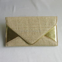 Ladies clutch evening party bag purse