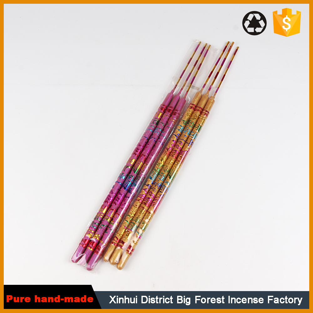 Factory wholesale religious use bamboo incense stick for temple