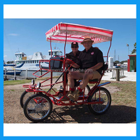 2 passenger touring bike for rental