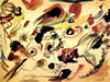 canvas wall decorative for famous oil abstract painting reproduction in China made