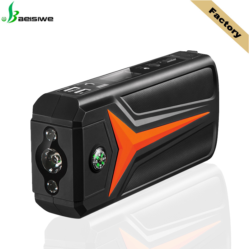 2017 new product multiple power bank portable 18650 jump start battery booster