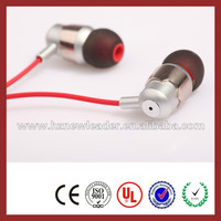 braided wire 10mm speaker Dia.mini Earbuds/Earphone for mp3/computer/phone