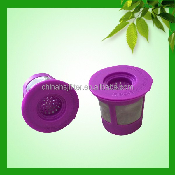 K cup filter reusable cups & saucers refillable k cup for keurig 2.0