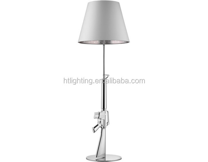 2017 SIMIG Starck Luxury Lounge M16 Gun Floor Lamp