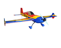 "remote control Extra-330 57"" electric balsa rc model airplane"