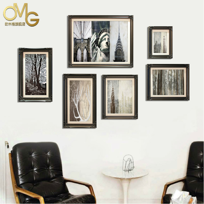 Buy 16 Colors 6 Pcsset Wedding Picture Frames To Wallcheap Price