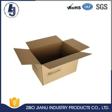 Custom printing recycled 5-ply carton box empty