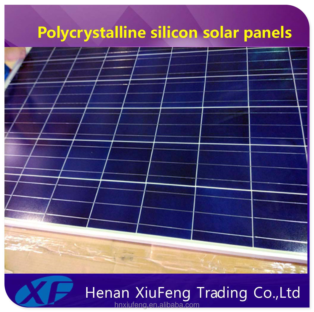 Manufactory wholesale 300w folding solar panel 72pcs Polycrystalline Silicon with TUV CE certification for Bangladesh