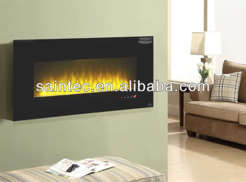 Wall-mounted Electric Fireplace