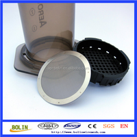 25 120 325 400 mesh stainless steel fabric micron mesh coffee filter