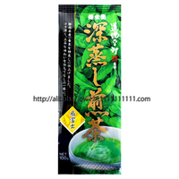 High-grade made in japan deep-steamed green tea fukamushi sencha wedding return gift
