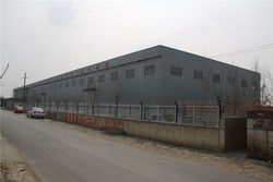 Safe Durable Fast prefabricated house for workshop