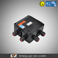 IECEx&ATEX Certified Full Plastic Explosion Proof terminal boxes