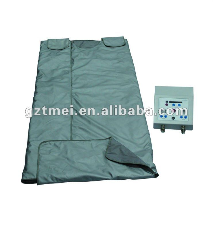 3 heat zones far infrared sauna slimming blanket