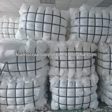 High Quality/Grade AAA Scrap Foam Sponge In Pure White Color