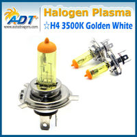 E-mark 12V55W H4 3500K auto halogen lamp plasma bulb for H1 H3 H4 H7 H8 H9 H10