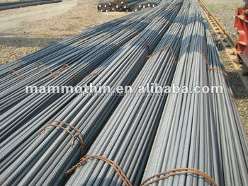Deformed Steel Rebar/Rebar Steel/Iron Rod for construction