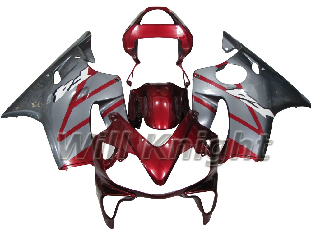 Injection Motorcycle Fairing Kit for Honda CBR F4I 2001 2002 2003 Fairing CBR600RR