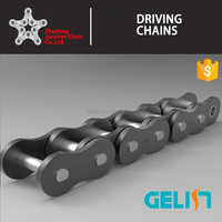 China manufacturer steel transmission bush chain