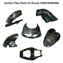 Carbon fiber motorcycle part body kit for Ducati 748/916/996/998
