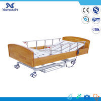 Beauty wood electric hospital used nursing home beds (YXZ-C-005)