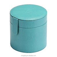 Paper Cylindrical Makeup box gift cosmetic box