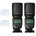 YONGNUO YN600EX-RT II HSS 2.4G Wireless HSS 1/8000s Master Speedlite Flash