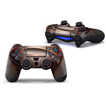 New Version Customized Skin Sticker Decal for <strong>Playstation</strong> 4 Controllers