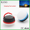 Hanging 6 LED Small Camping Lantern with Magnet