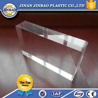 clear flexible plexiglass for advertising