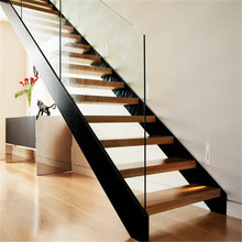 custom made wooden staircase /wood folding stairs / build staircase
