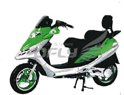 Gas Motor Scooterwith 125cc Engine(MS1259)