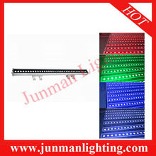 36pcs 3W RGB 3 in 1 Led Flood Light Led Wall Washer DJ Stage Lighting
